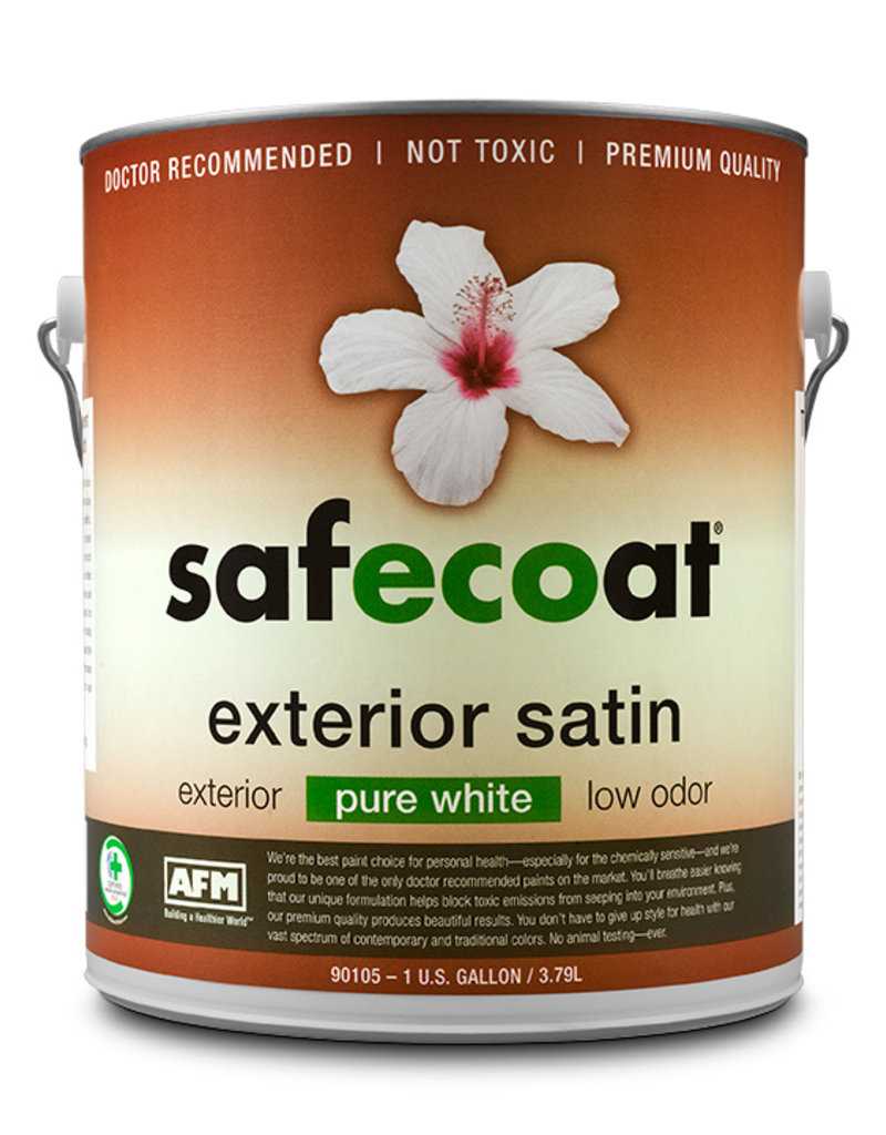 AFM Safecoat Exterior Satin Paint