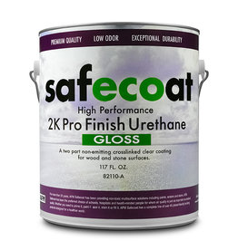 AFM Safecoat 2K Pro Finish Urethane Quart Gloss