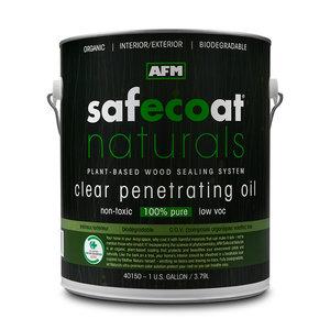 AFM Safecoat Naturals Clear Penetrating Oil