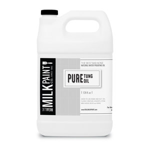 Real Milk Paint Pure Tung Oil