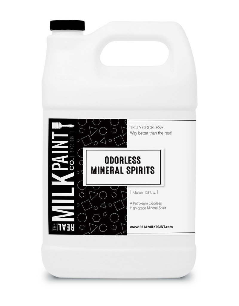 The Real Milk Paint Odorless Mineral Spirits