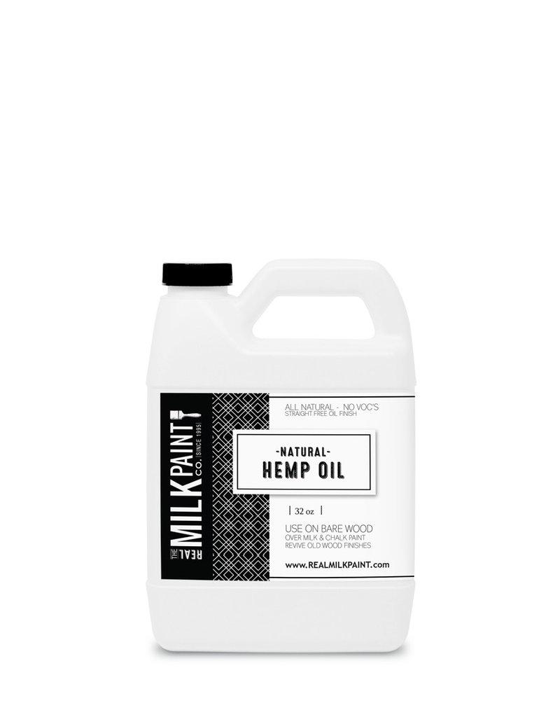 The Real Milk Paint Hemp Oil
