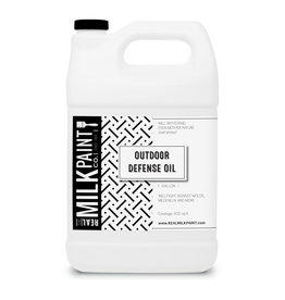 The Real Milk Paint Outdoor Defense Oil