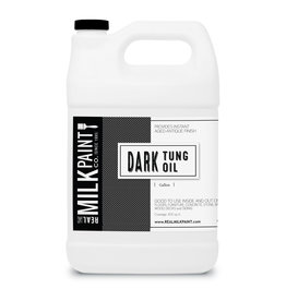 The Real Milk Paint Real Milk Paint Dark Raw Tung Oil