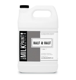 The Real Milk Paint Half & Half