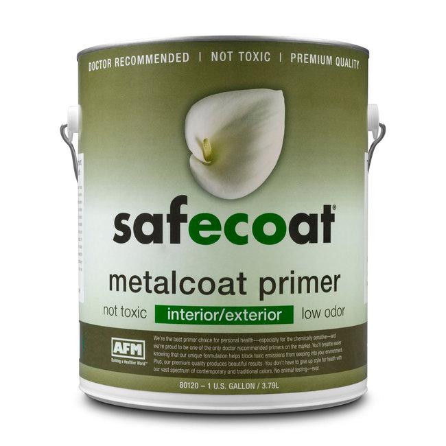 AFM Safecoat MetalCoat Metal Primer