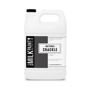 Real Milk Paint Natural Crackle