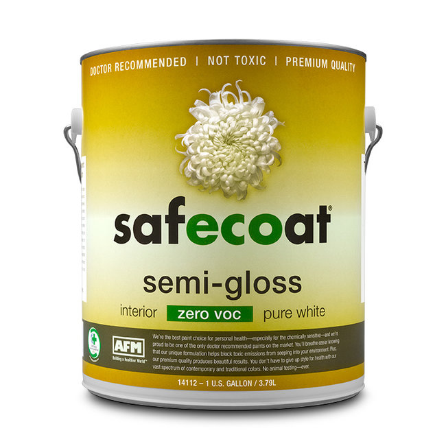 Safecoat Paint Interior Semi-gloss