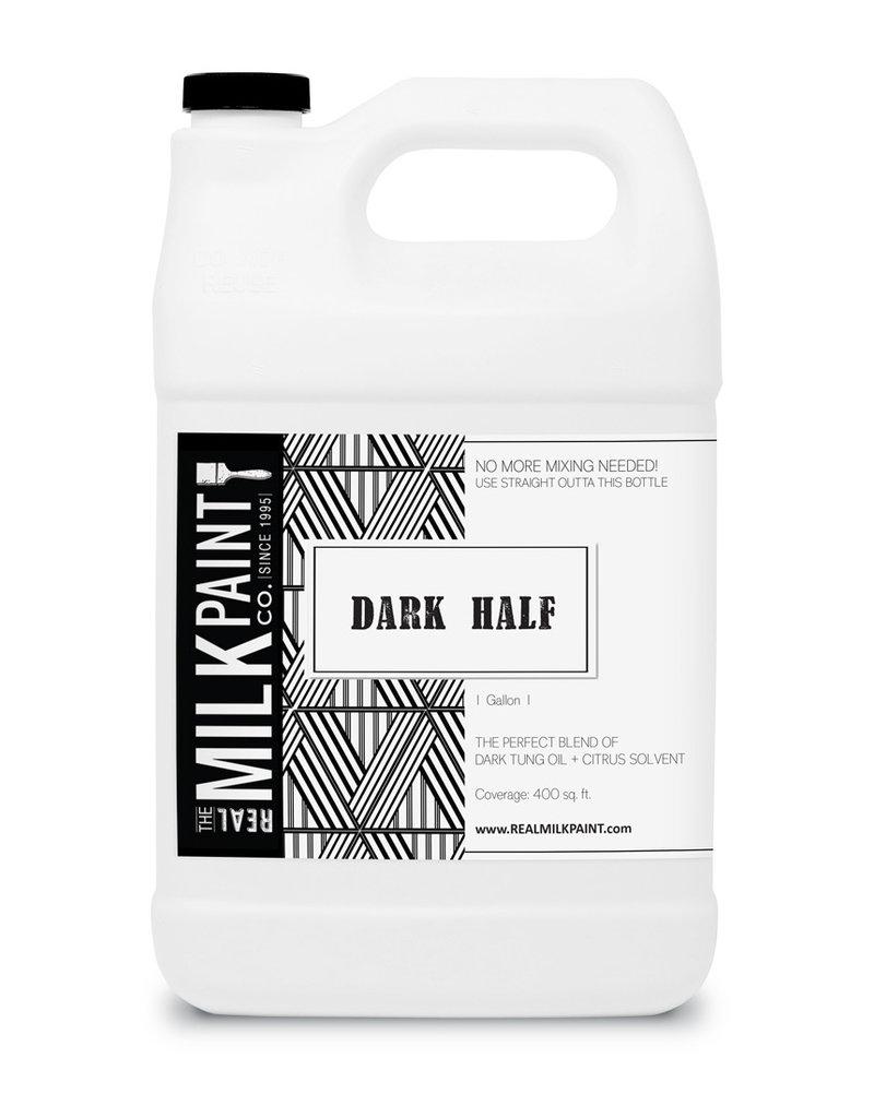 The Real Milk Paint Dark Half