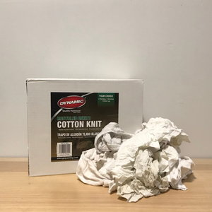 Wiping Cloth Recycled Cotton Knit