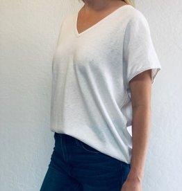 Minnie Rose 5859 Cotton Cashmere Oversized SS V