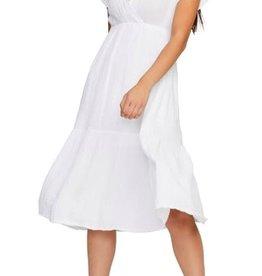 Michael Stars DGZ76 Illana Surplice Dress