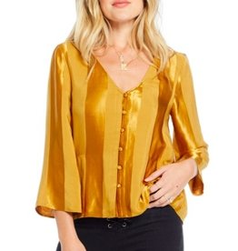 Saltwater Luxe S1137 BUTTON FRONT TOP AS SIZED