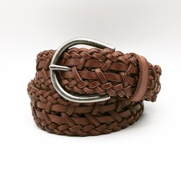 Amsterdam Heritage 35033 Leather Belt As Sized