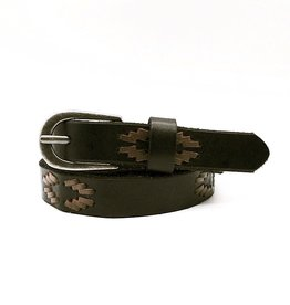 Amsterdam Heritage 20009 Kaat Leather Belt As Sized