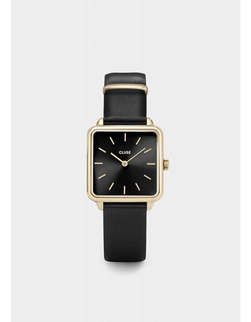 CLUSE La Tétragone gold/black/black