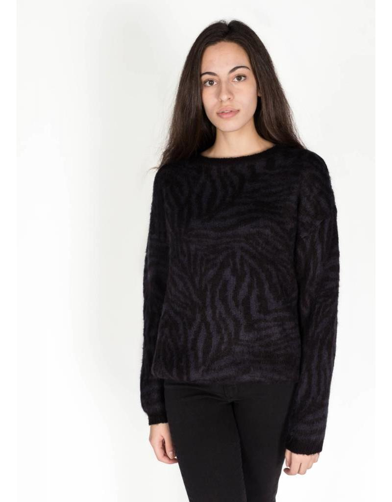 YAYA SWEATER KNITTED JACQUARD