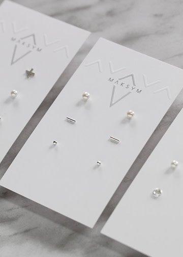 MAKSYM Trio barres + perles + ronds