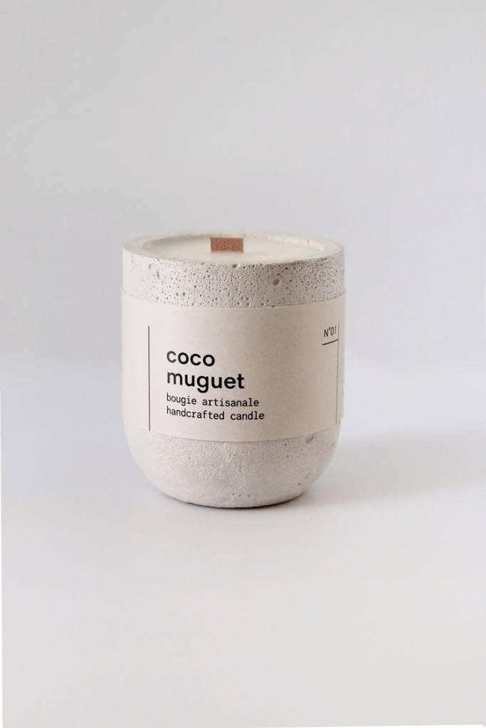 ESSER Chandelle coco muguet