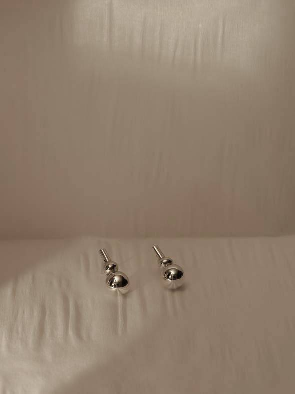 LAMOUREUSE Sachi earrings