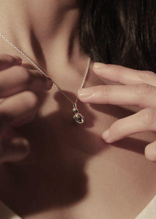 LAMOUREUSE Otto necklace