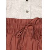 SCOTCH & SODA CRISPY COTTON WIDE LEG PANT