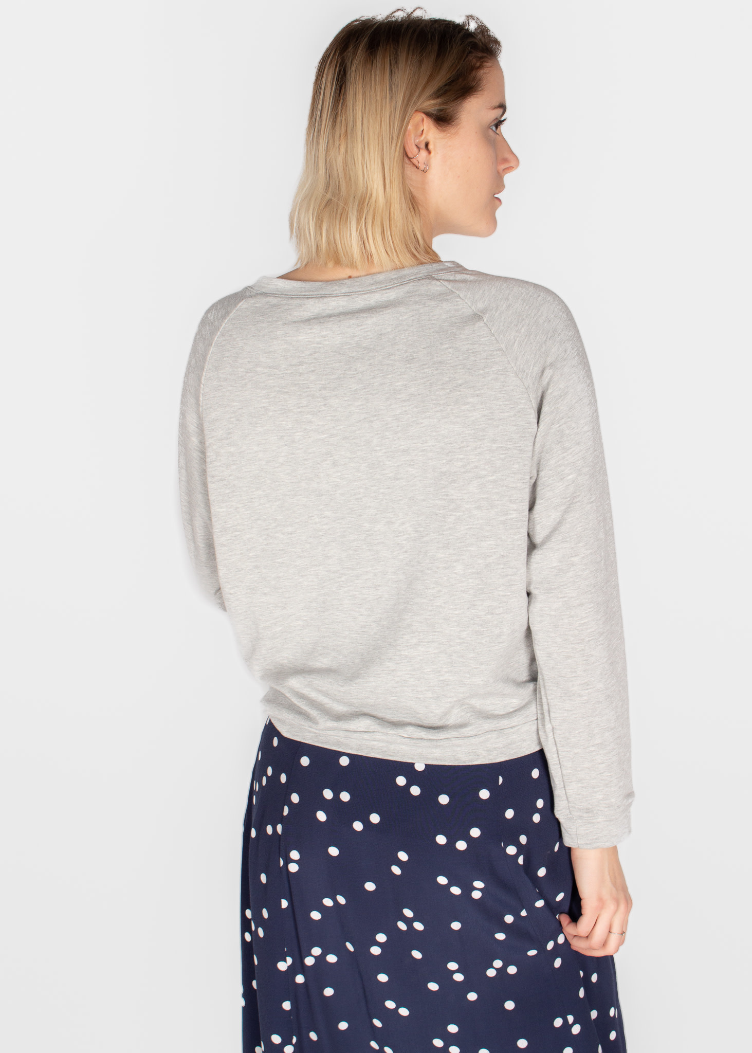 EDLYN ATHLEISURE PULLOVER SWEATER