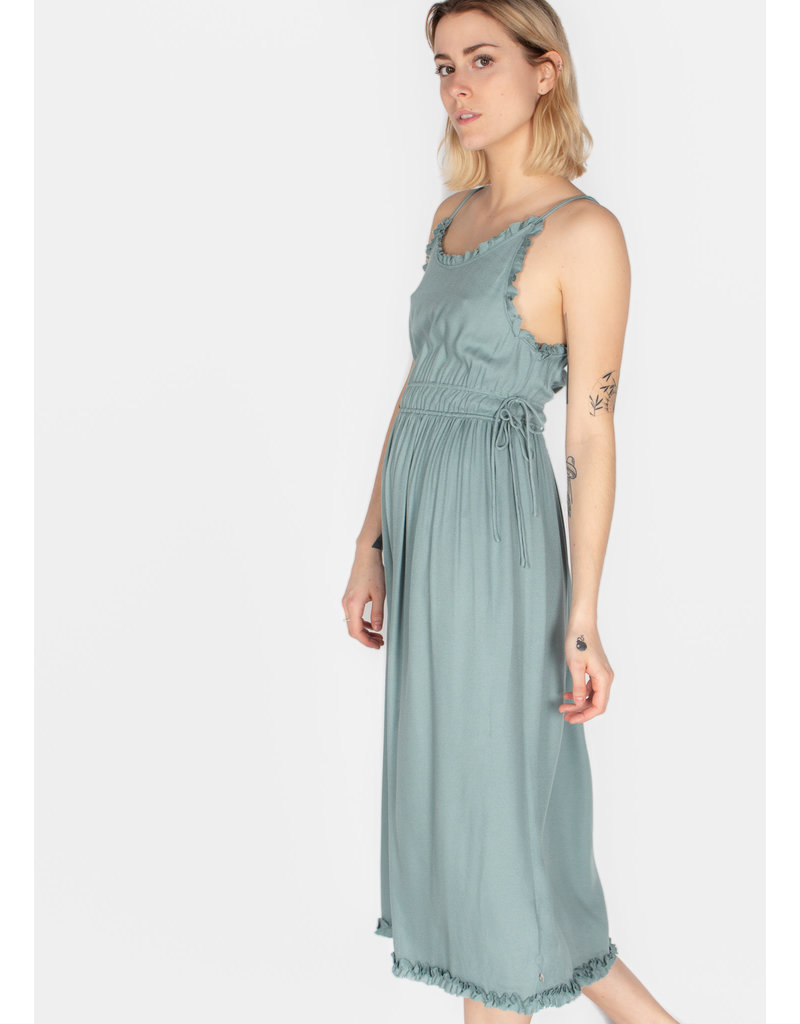 SCOTCH & SODA Viscose summer midi dress
