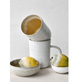 Tasjap Cup with handle yellow