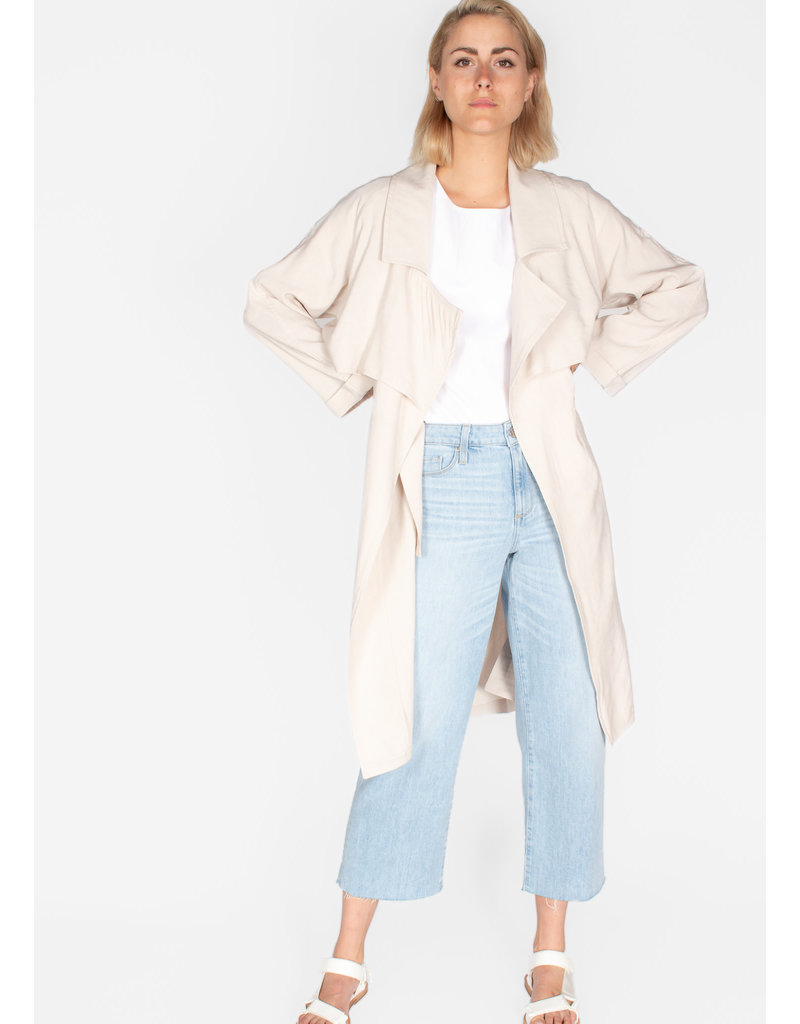 EVE GRAVEL Muscat Trenchcoat