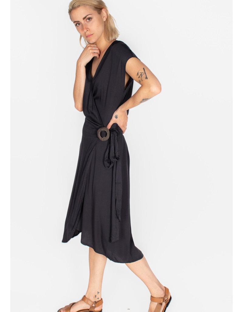 RABENS Jennifer wrap dress