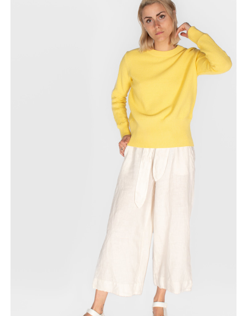 MINIMUM Avoca jumper lemon sweater