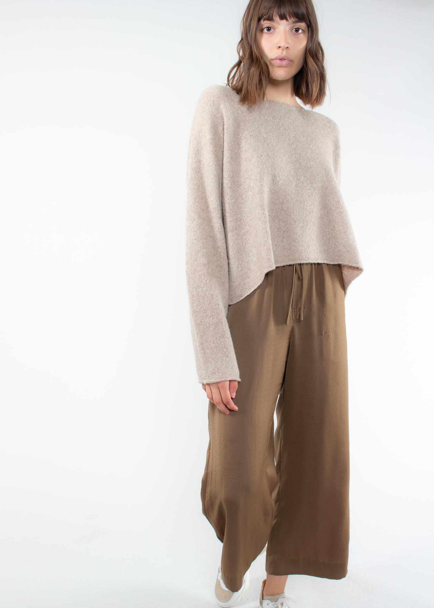 Leighton sweater sandstone