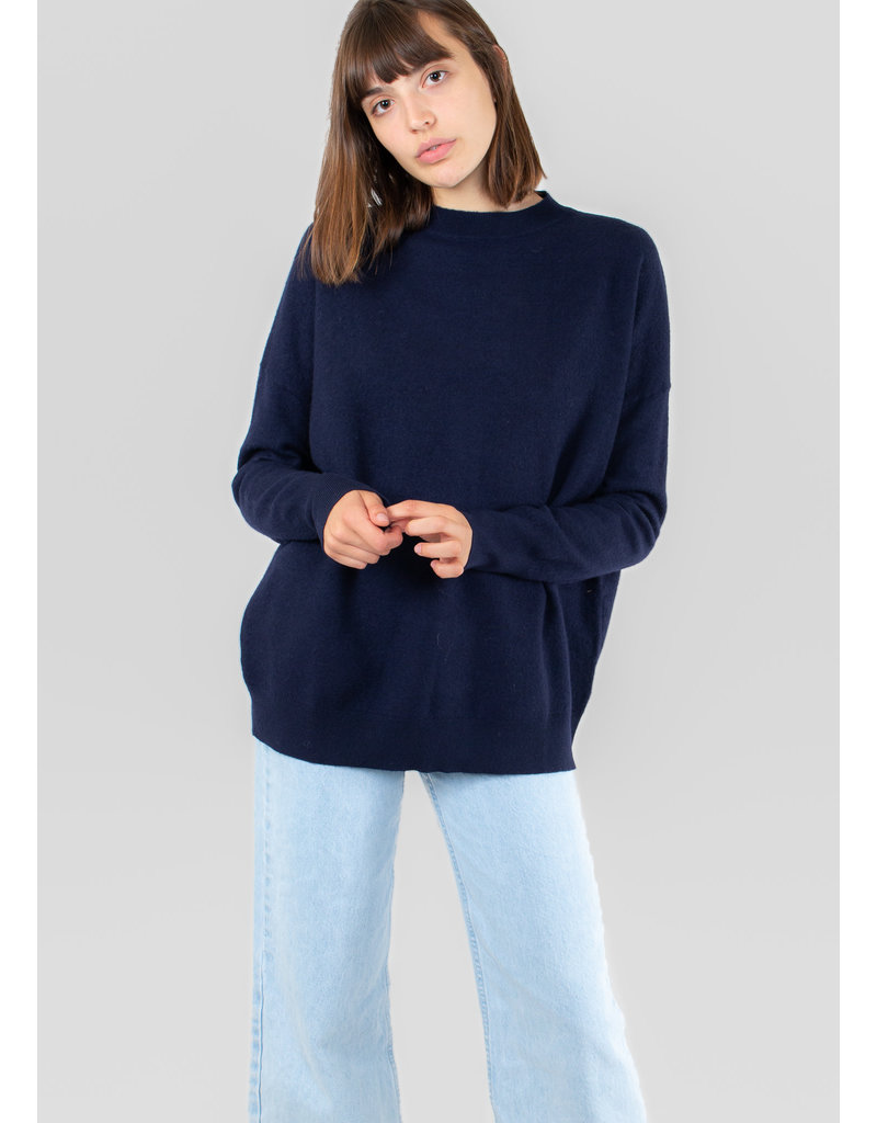 Filippa K Sheryl Sweater navy