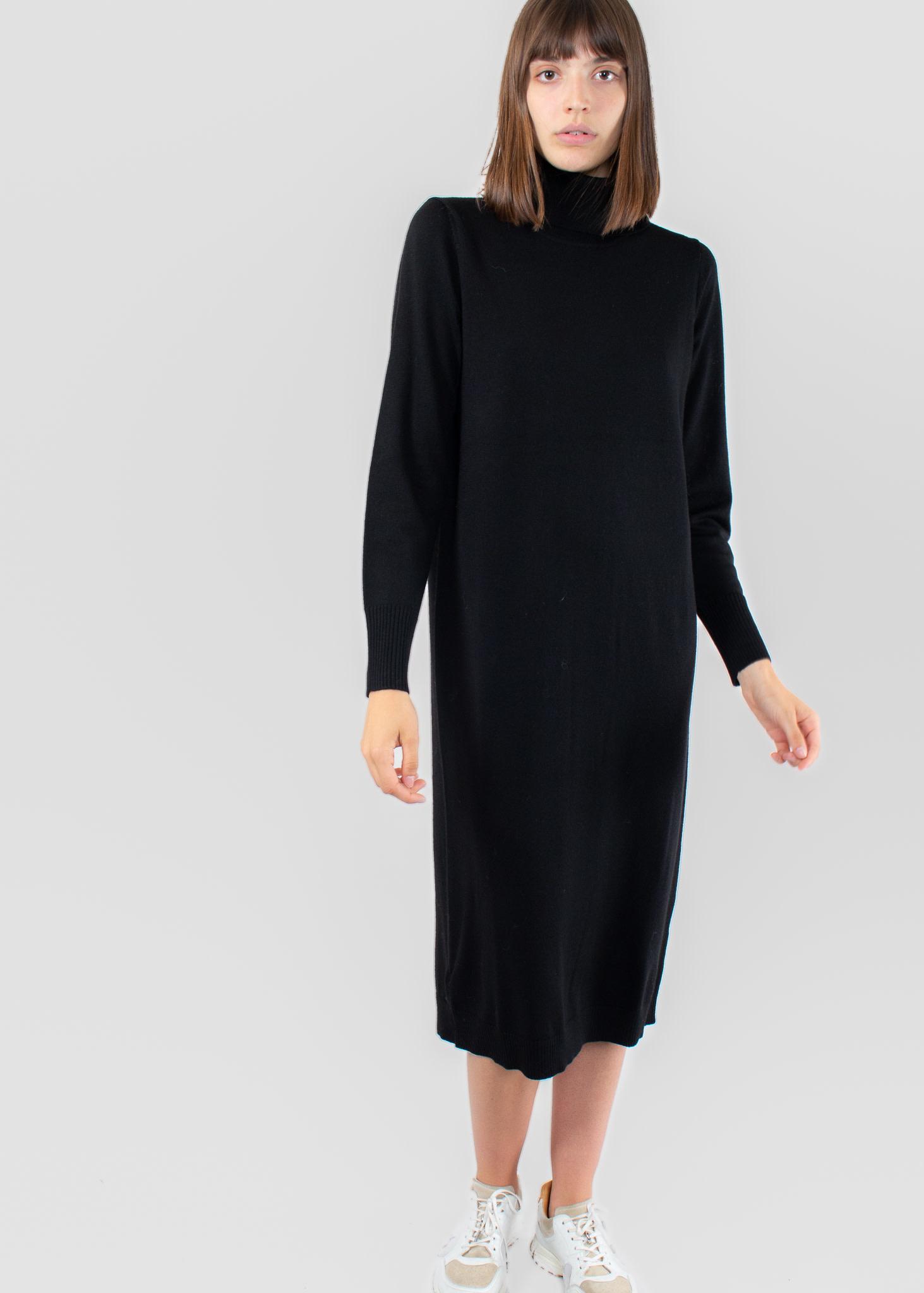 REPEAT 300140 - Robe laine merino