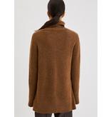 Filippa K Nico Yak Sweater hazelnut