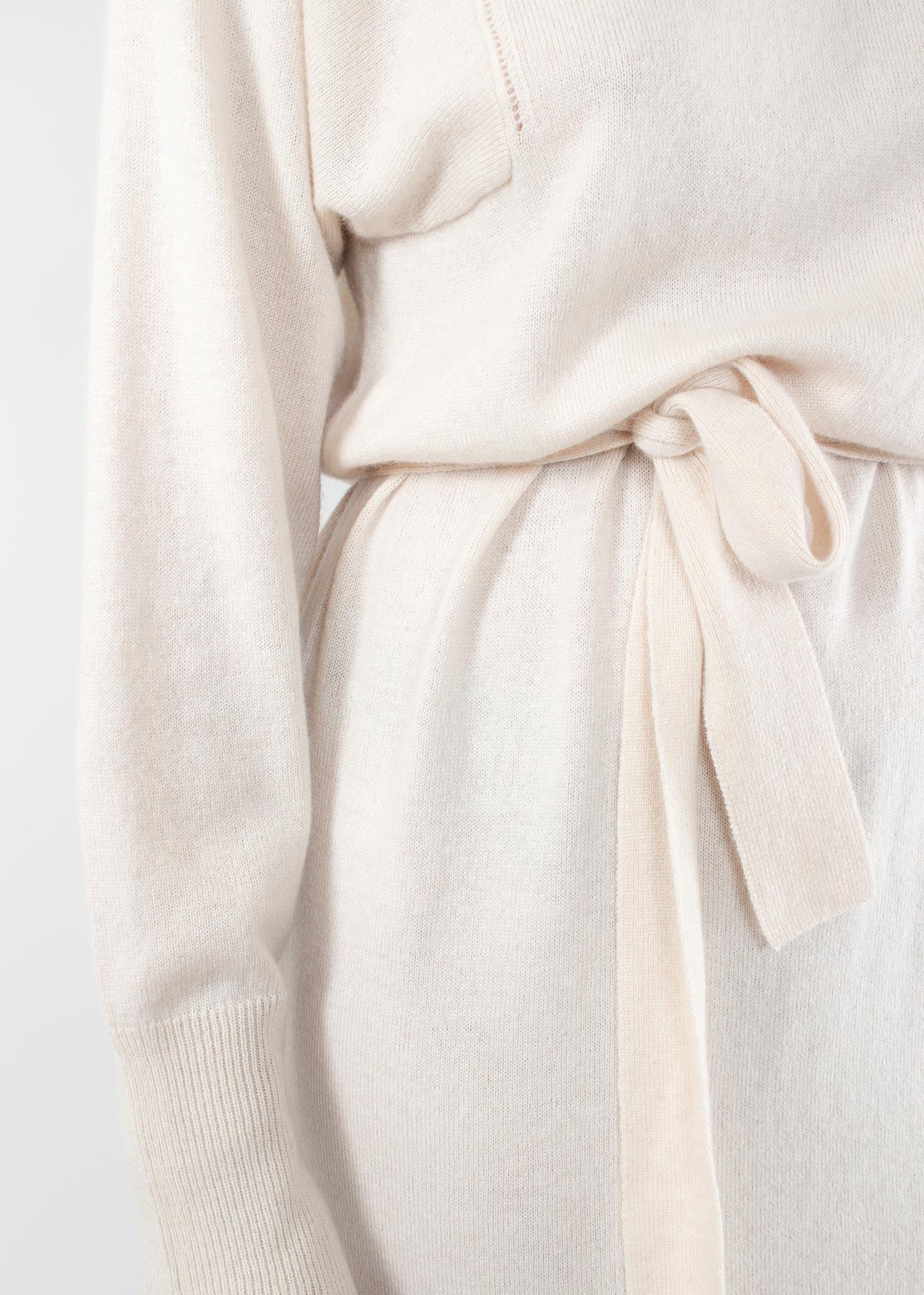 IN WEAR Iris dress french nougat