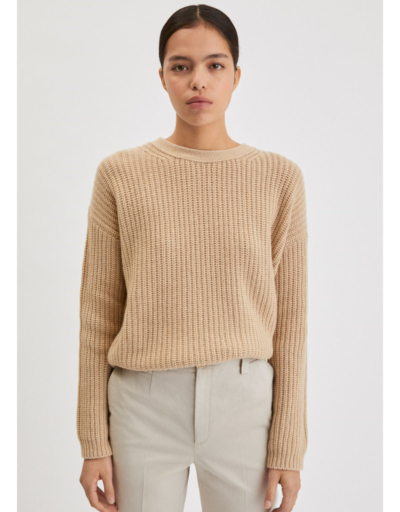 Filippa K Christy Cashemere Sweater beige
