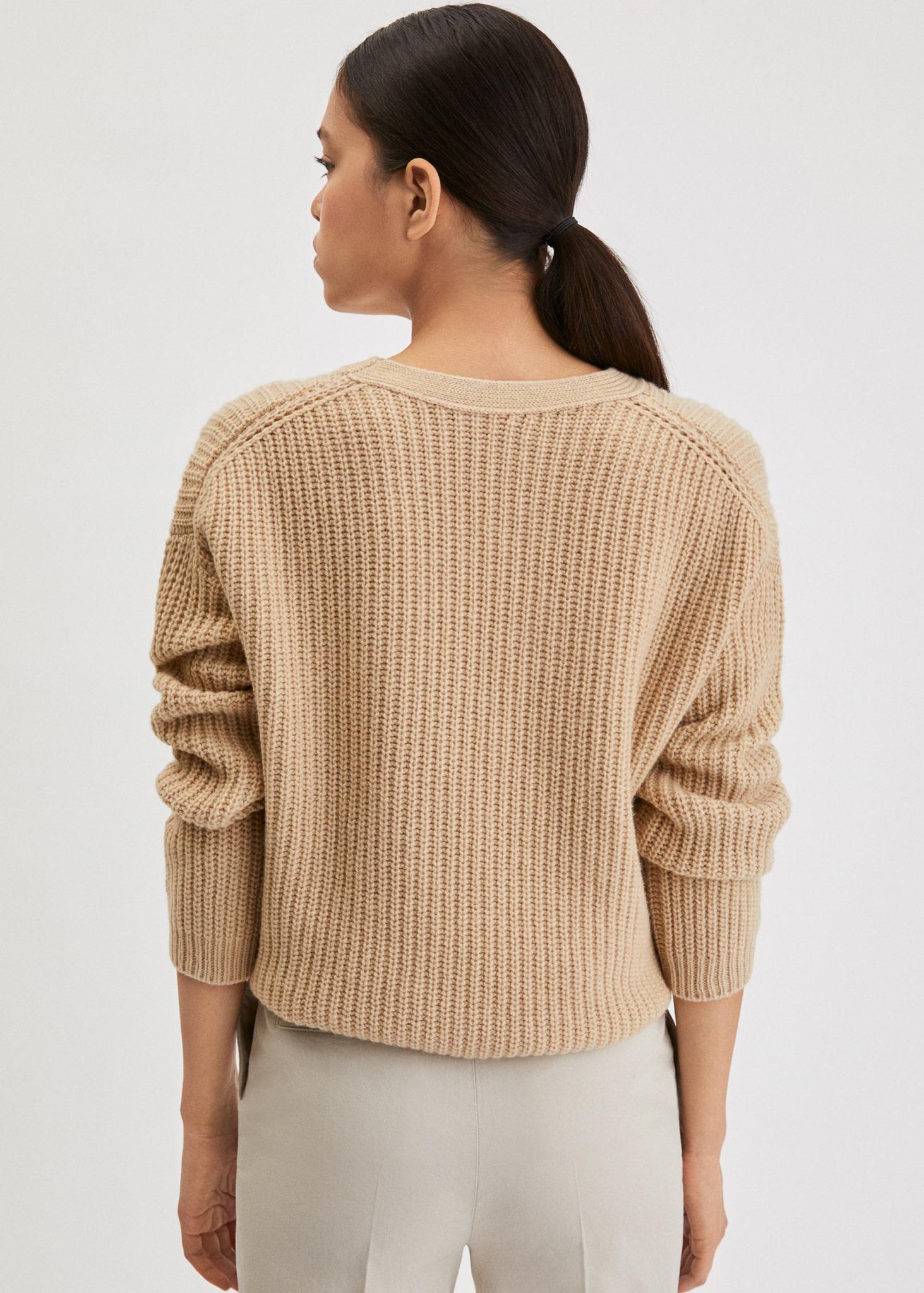 Filippa K Christy Cashemere Sweater beige