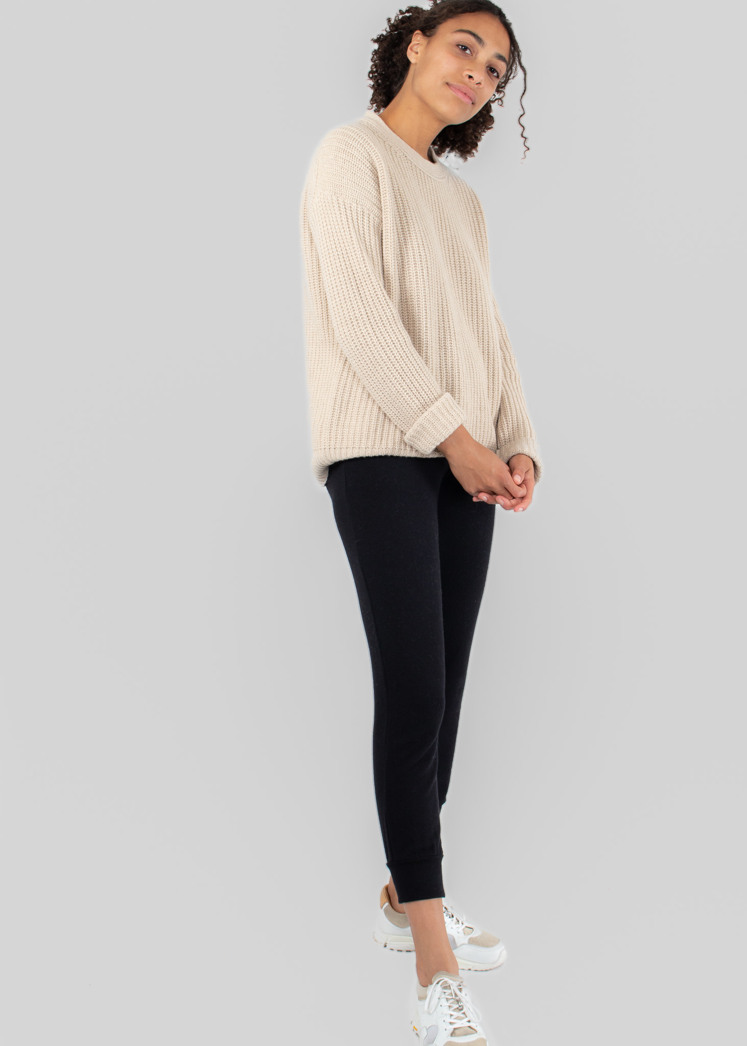 VELVET Blakely Cozy jersey banded pant