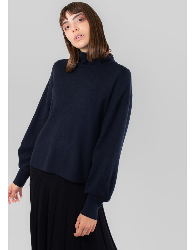 IN WEAR Ilzel wanetta pullover marine blue