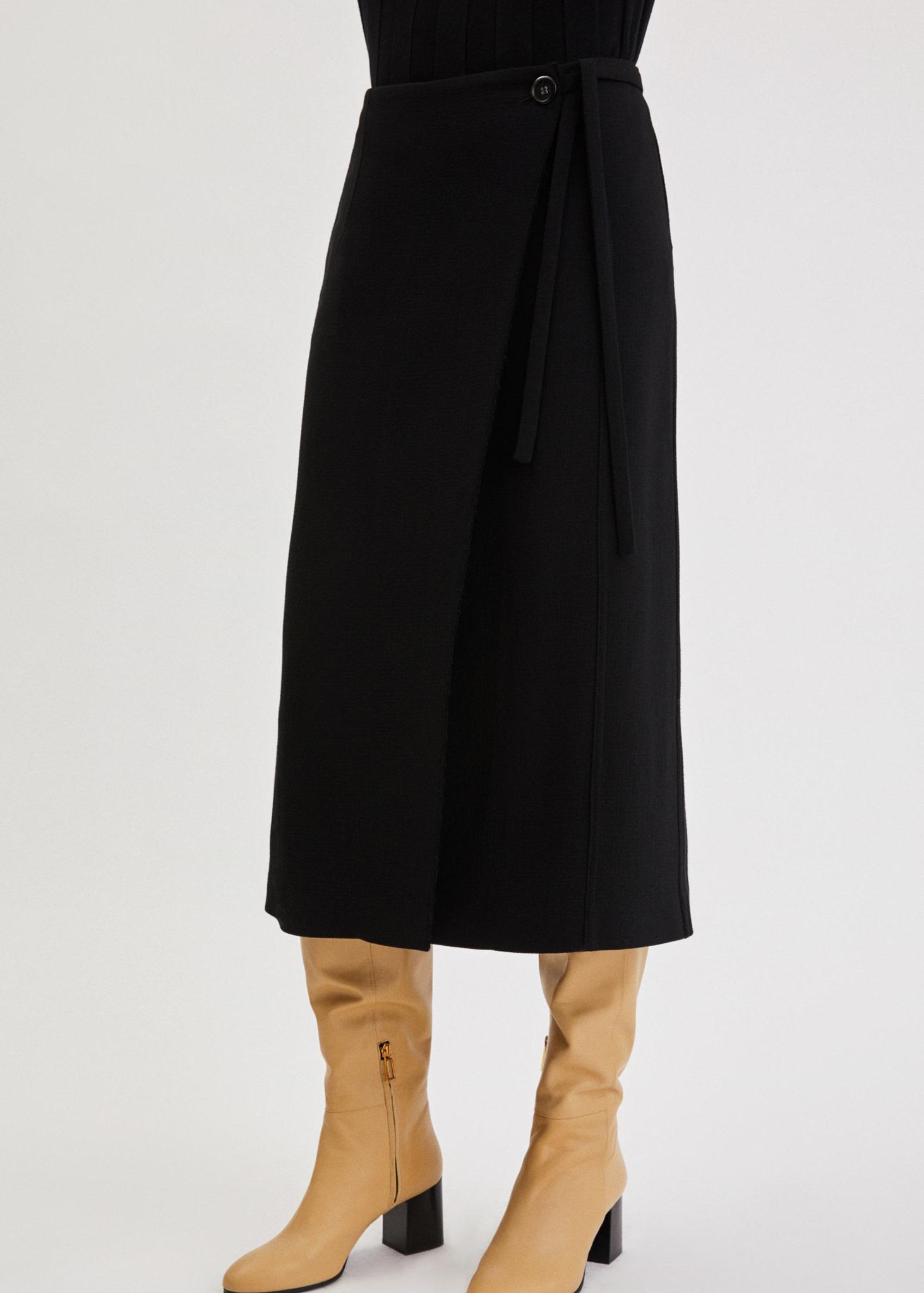 Filippa K Alba Skirt black