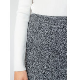IN WEAR Isanel skirt black and white