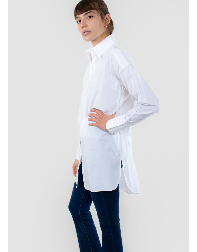 IN WEAR Cindy shirt pure white