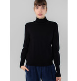 IN WEAR Novella roleneck knit black