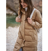 YAYA Long puffer coat
