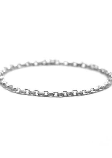 MAKSYM Dainty chain ring - sterling silver
