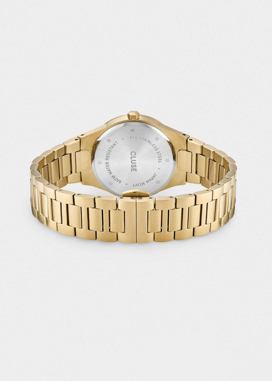 CLUSE Vigoureux 33 h-link gold snow white