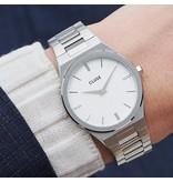 CLUSE Vigoureux 33 h-link silver snow white