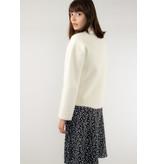 YAYA Short knitted jacket